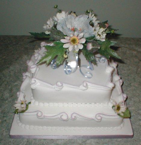Silk Flowers For Wedding Cakes Uk