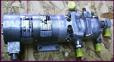 24V pump for  fuel and oil