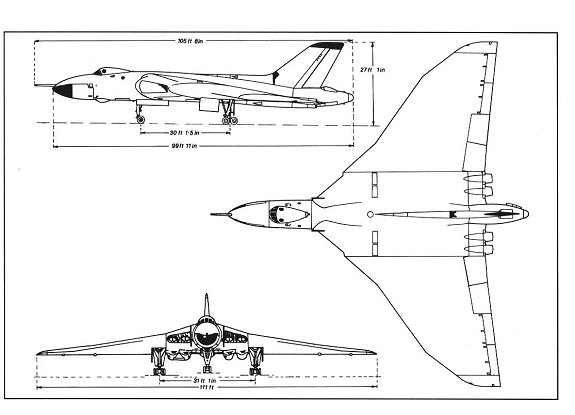 Aircraft blueprints airplane transportation blueprint plane fl tech specs aircraft blueprints vulcan b1 technical specifications malvernweather Gallery